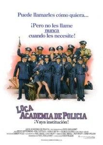 Loca academia de policía
