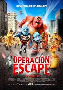 Operacion Escape