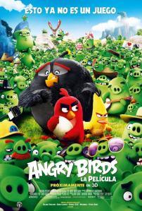 Angry Birds: La película (2016) HD 1080p Latino