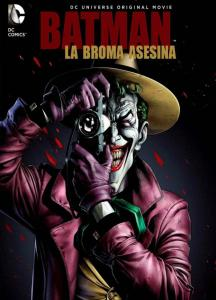 Batman: La broma asesina (2016) HD 1080p Latino