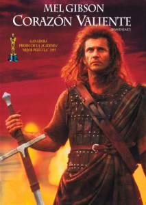 Corazón valiente (1995) HD 1080p Latino