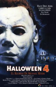 Halloween 4: El regreso de Michael Myers (1988) HD 1080p Latino