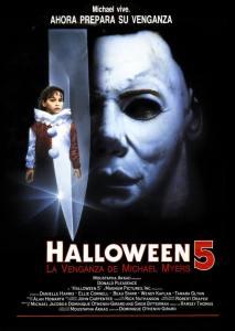 Halloween 5: La venganza de Michael Myers (1989) HD 1080p Latino