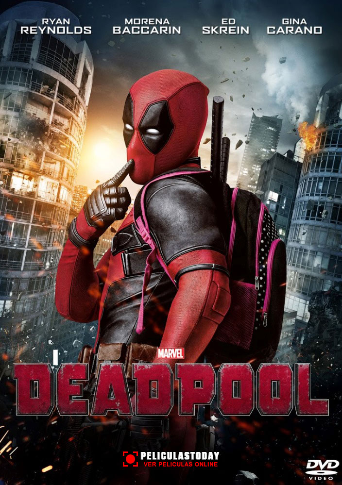 Deadpool (2016) HD 1080p Latino