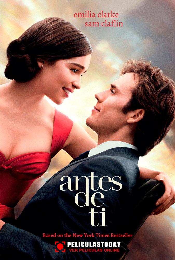 Yo antes de ti (2016) HD 1080p Latino