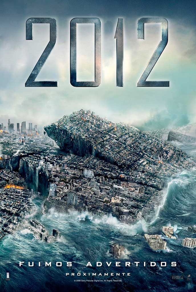 2012 La película (2009) HD 1080p Latino