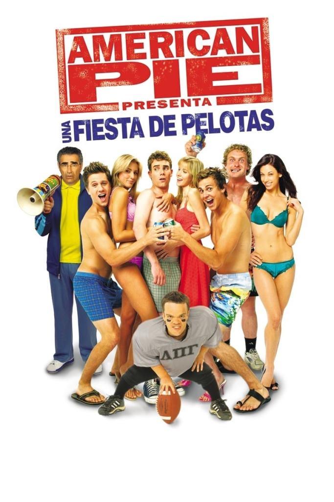 American Pie 5: Una fiesta de pelotas (2006) HD 1080p Latino