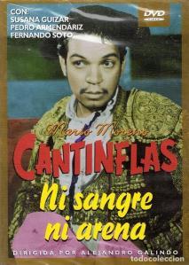 Cantinflas Ni sangre ni arena
