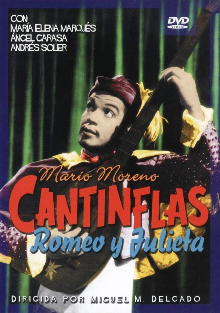 Cantinflas Romeo y Julieta