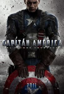 Capitán América: El primer vengador (2011) HD 1080p Latino