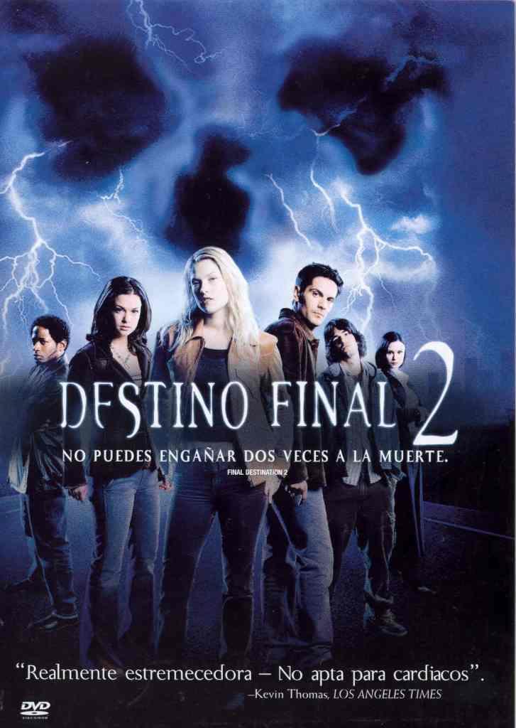 Destino final 2 (2003) HD 1080p Latino