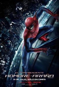 El sorprendente Hombre Araña (2012) HD 1080p Latino