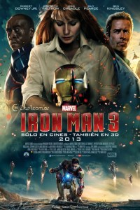 Iron Man 3 (2013) HD 1080p Latino