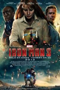 Iron Man 3 (2013) HD 1080p Latino