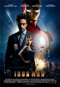 Iron Man: El hombre de hierro (2008) HD 1080p Latino