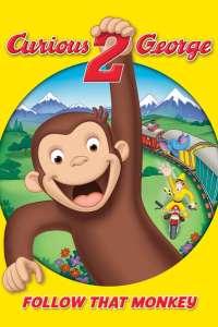 Jorge el curioso 2: ¡Sigan a ese mono! (2009) DVD-Rip Latino