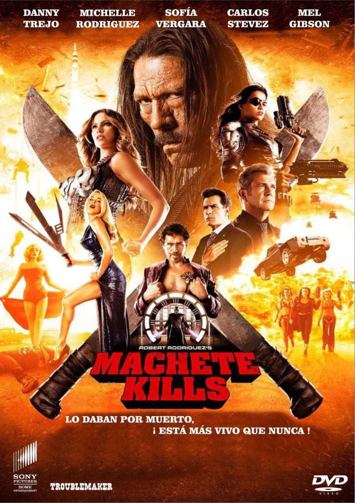 Machete Kills (2013) HD 1080p Latino