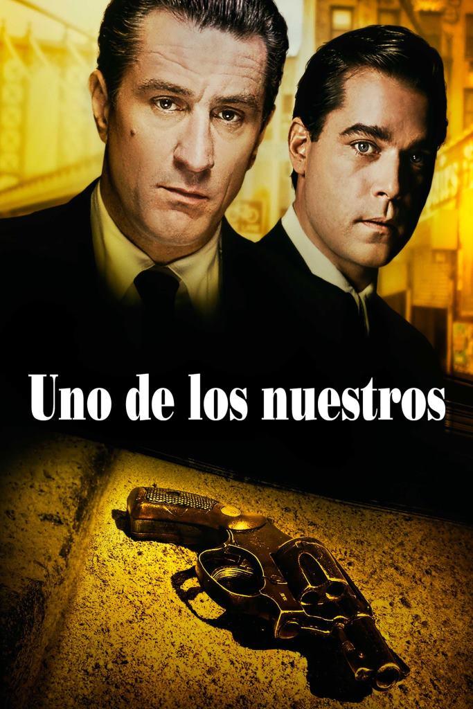 Uno de los nuestros (1990) HD 1080p Latino