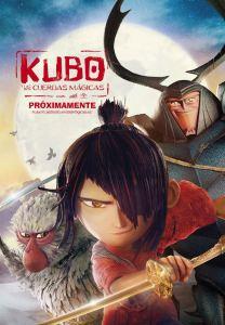 Kubo y las dos cuerdas mágicas (2016) HD 1080p Latino