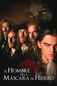 El hombre de la máscara de hierro (1998) HD 1080p Latino