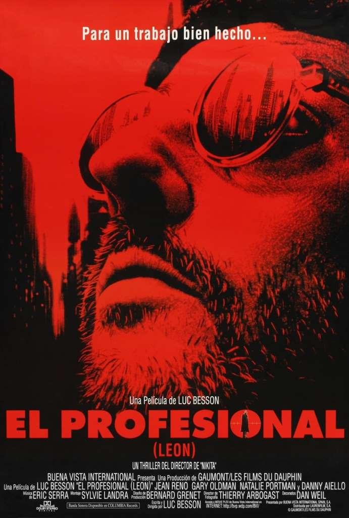 El profesional (Léon) (1994) HD 1080p Castellano