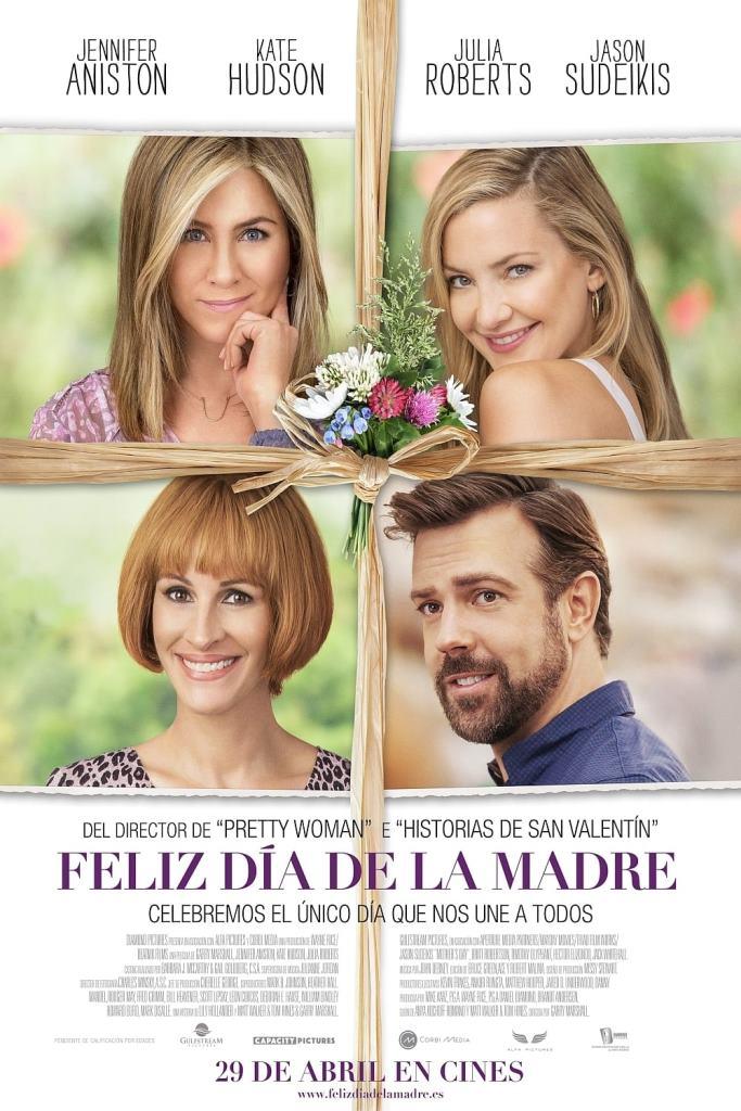 Feliz día de la madre (2016) HD 1080p Latino