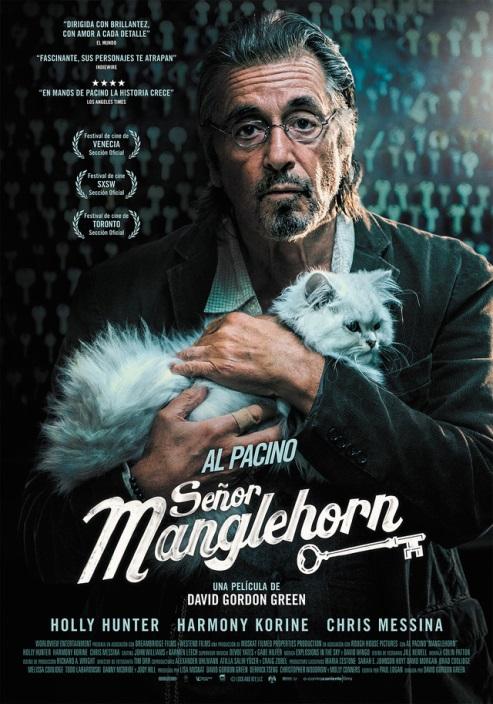 El señor Manglehorn