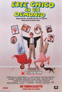 Este chico es un demonio (1990) DVD-Rip Latino