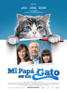 Mi papá es un gato (2016) HD 1080p Latino