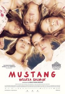 Mustang: belleza salvaje (2015) HD 1080p Latino