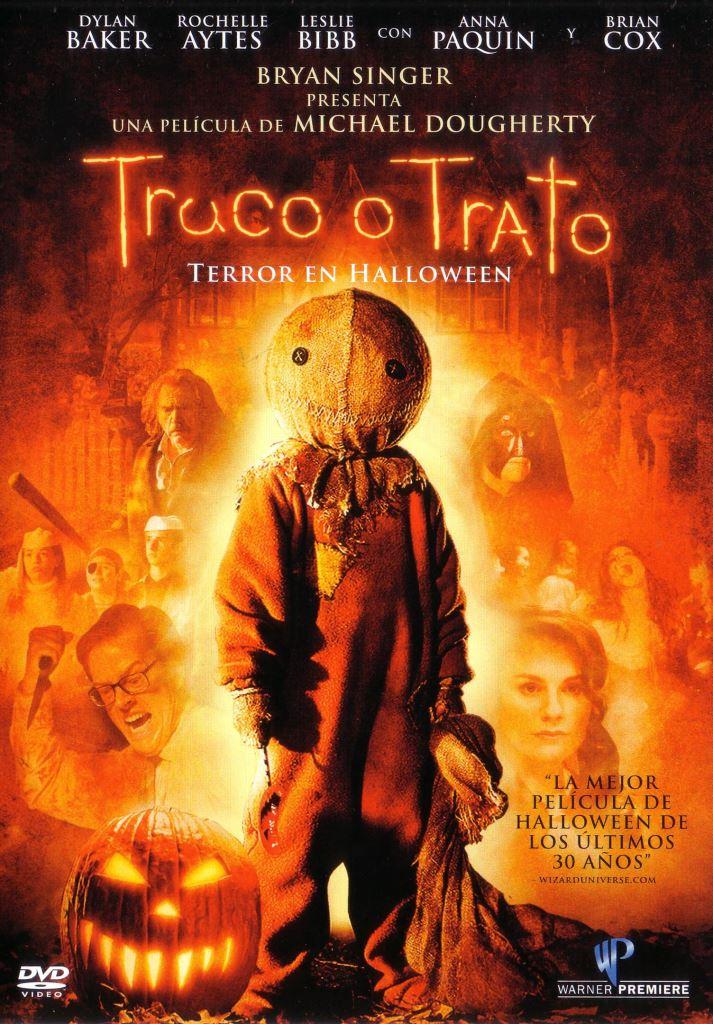 Truco o trato: Terror en Halloween (2007) HD 1080p Latino