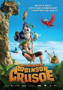 Las locuras de Robinson Crusoe (2016) HD 1080p Latino