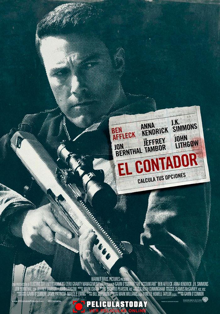 El Contador (2016) HD 1080p Latino