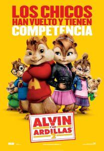 Alvin y las ardillas 2 (2009) HD 1080p Latino