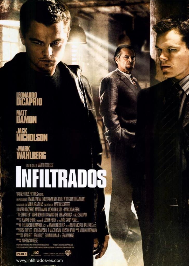 Infiltrados (2006) HD 1080p Latino