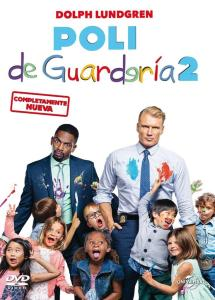 Poli de guardería 2 (2016) HD 1080p Latino
