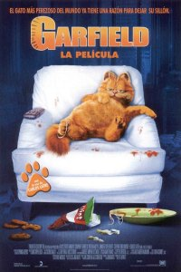 Garfield: la película (2004) HD 1080p Latino