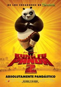 Kung Fu Panda 2 (2011) HD 1080p Latino