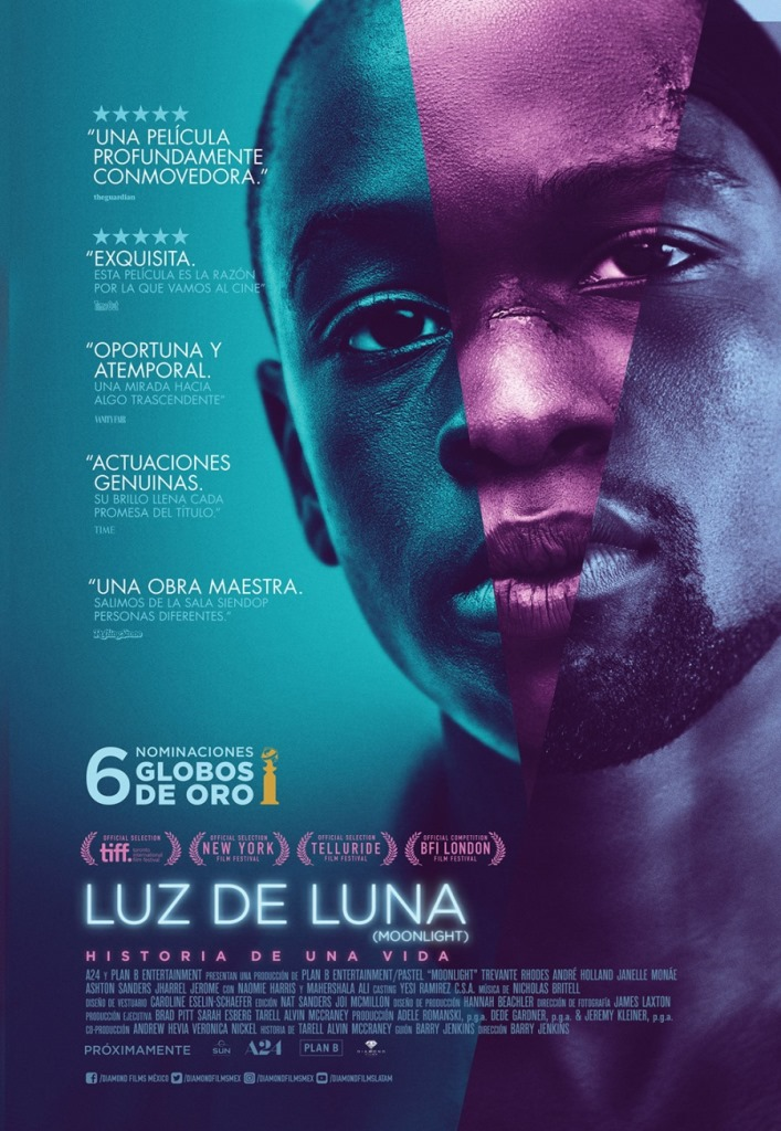 Luz de luna (2016) HD 1080p Latino