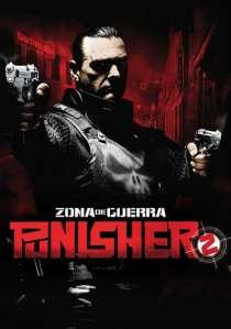 Punisher 2: Zona de guerra (2008) HD 1080p Latino