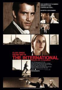 Agente Internacional: Dinero en la sombra