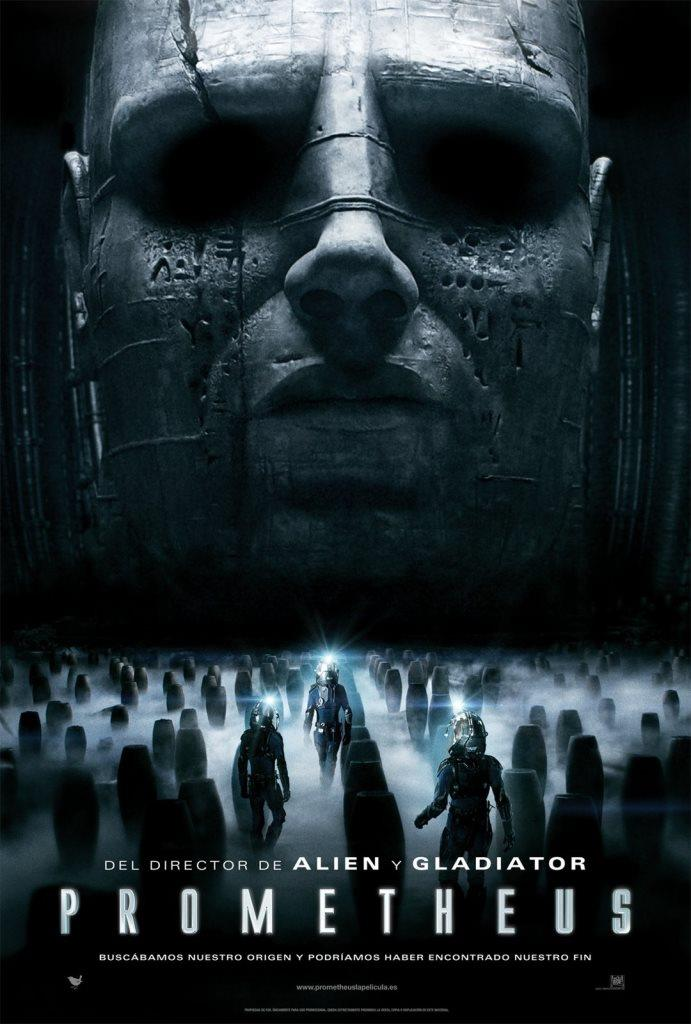 Prometheus (2012) HD 1080p Latino