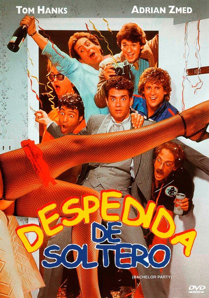 Despedida de soltero (1984) HD 1080p Latino
