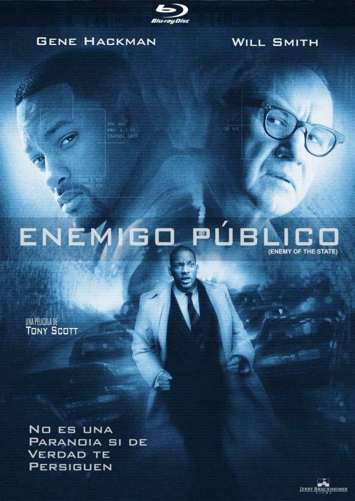Enemigo público (1998) HD 1080p Latino