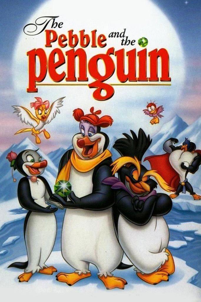 Hubi, el pingüino