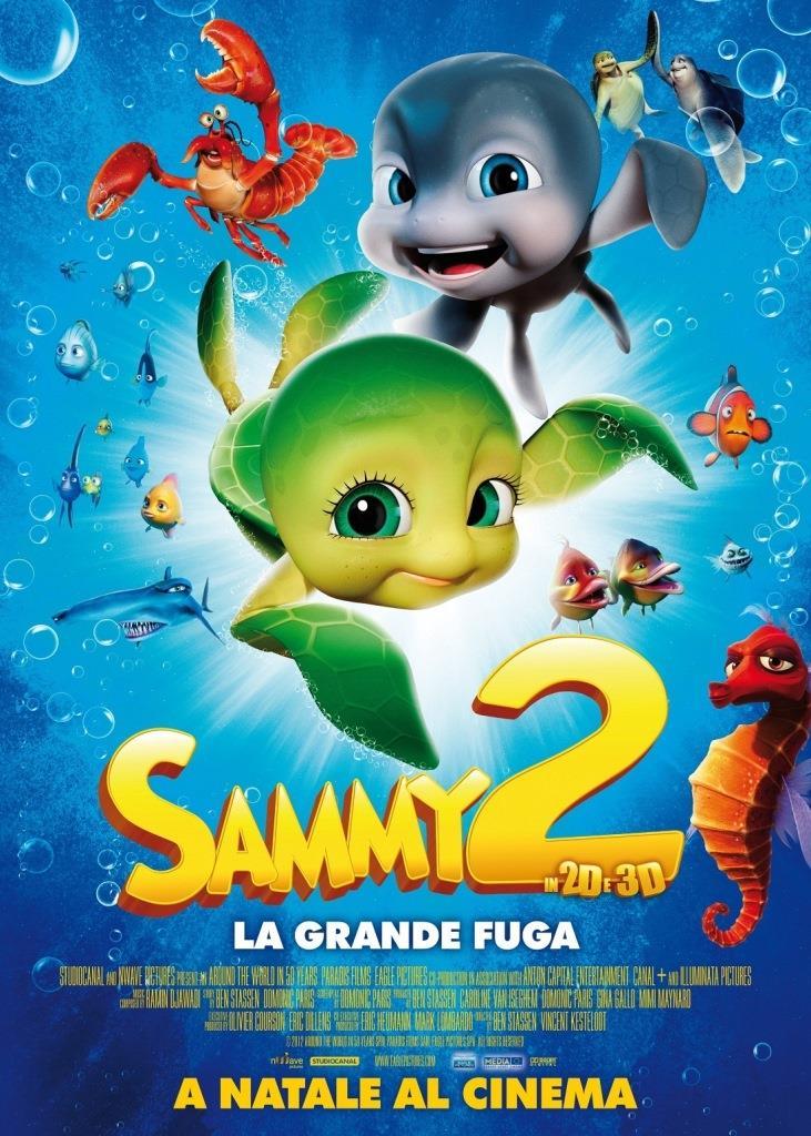Las aventuras de Sammy 2