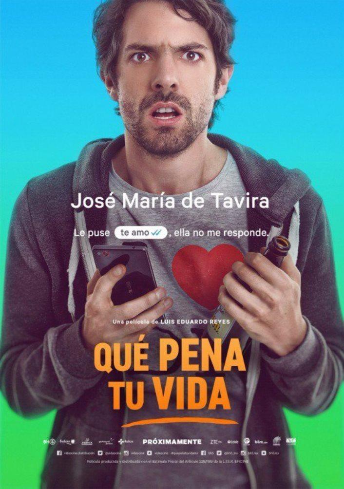 Qué pena tu vida (2016) HD 1080p Latino