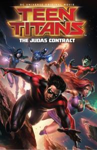 Jóvenes titanes: el contrato de Judas (2017) HD 1080p Latino