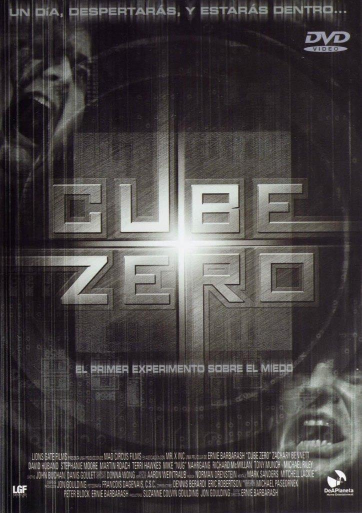 El cubo 3: Zero