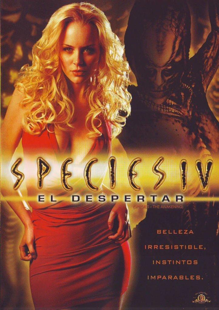 Especie mortal 4: El despertar (Species IV)